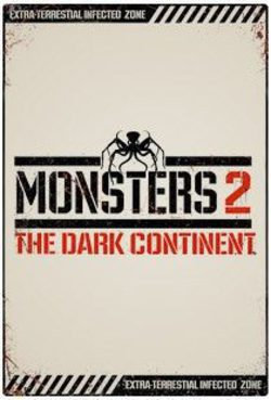 Cartel de Monsters: Dark Continent