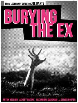 Cartel de Burying the Ex