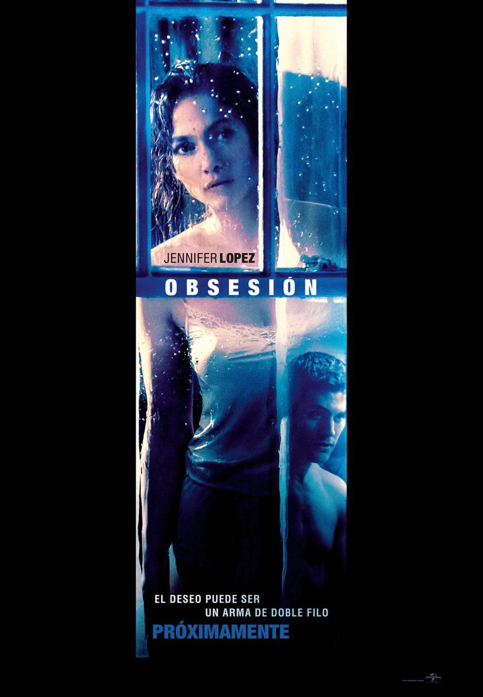 Cartel España de 'Obsesión'