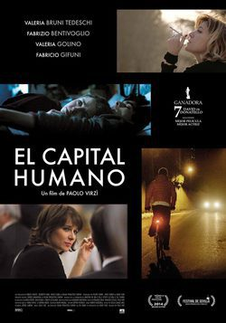 Cartel de El capital humano
