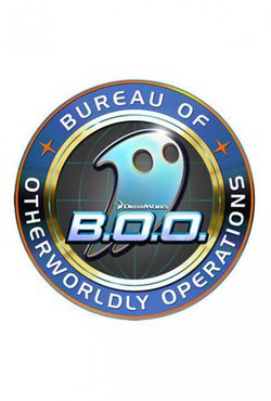 Cartel de B.O.O.: Bureau of Otherwordly Operations