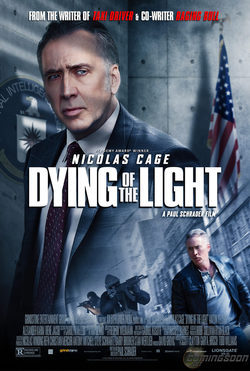 Cartel de Dying of the Light