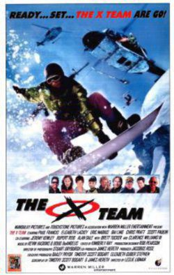 Cartel de The Extreme Team