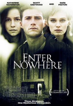 Cartel de Enter Nowhere