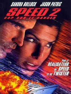 Cartel de Speed 2