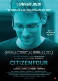 Cartel de Citizenfour