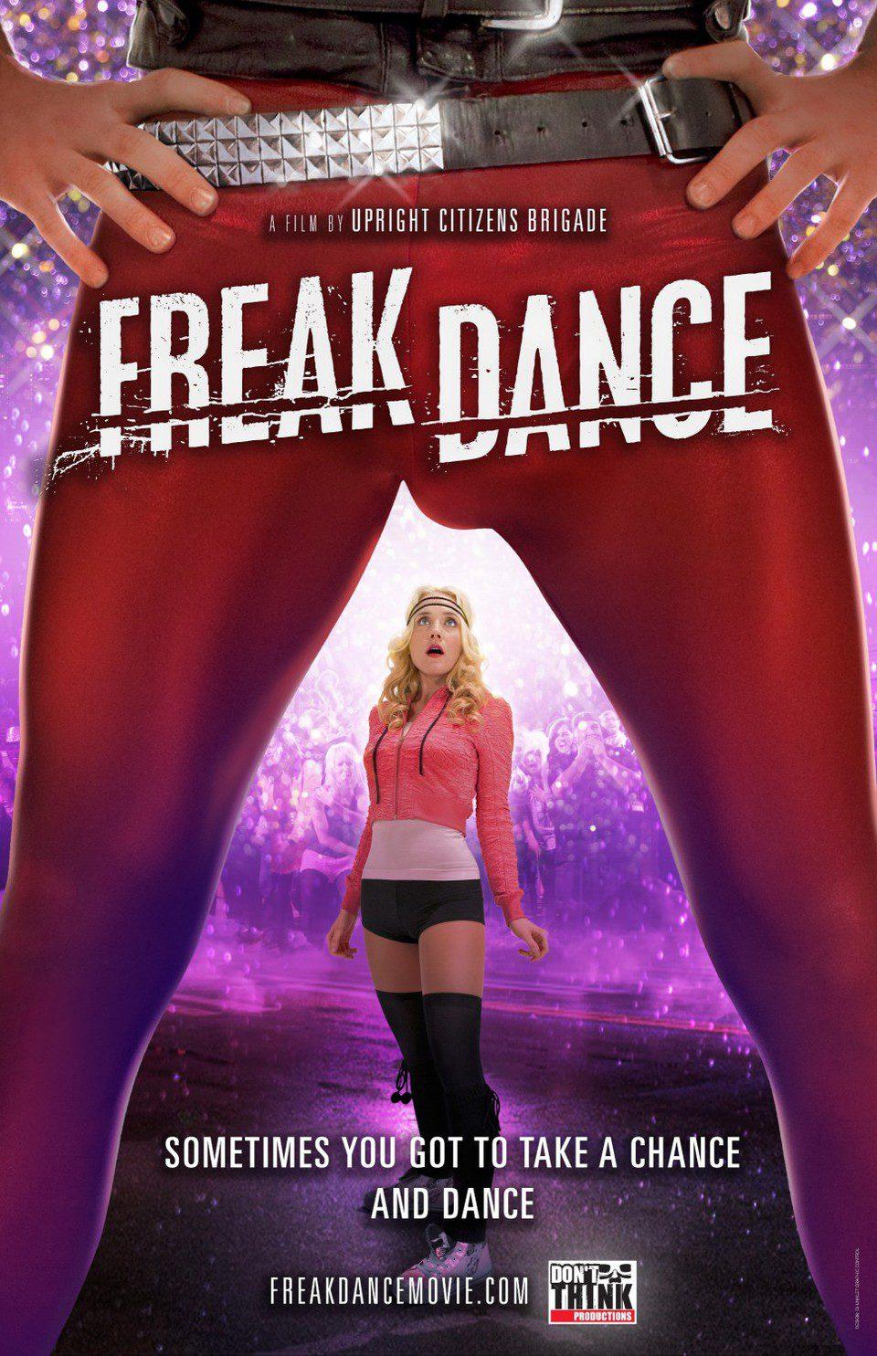 Cartel Estados Unidos de 'Freak Dance'