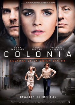 Cartel de Colonia