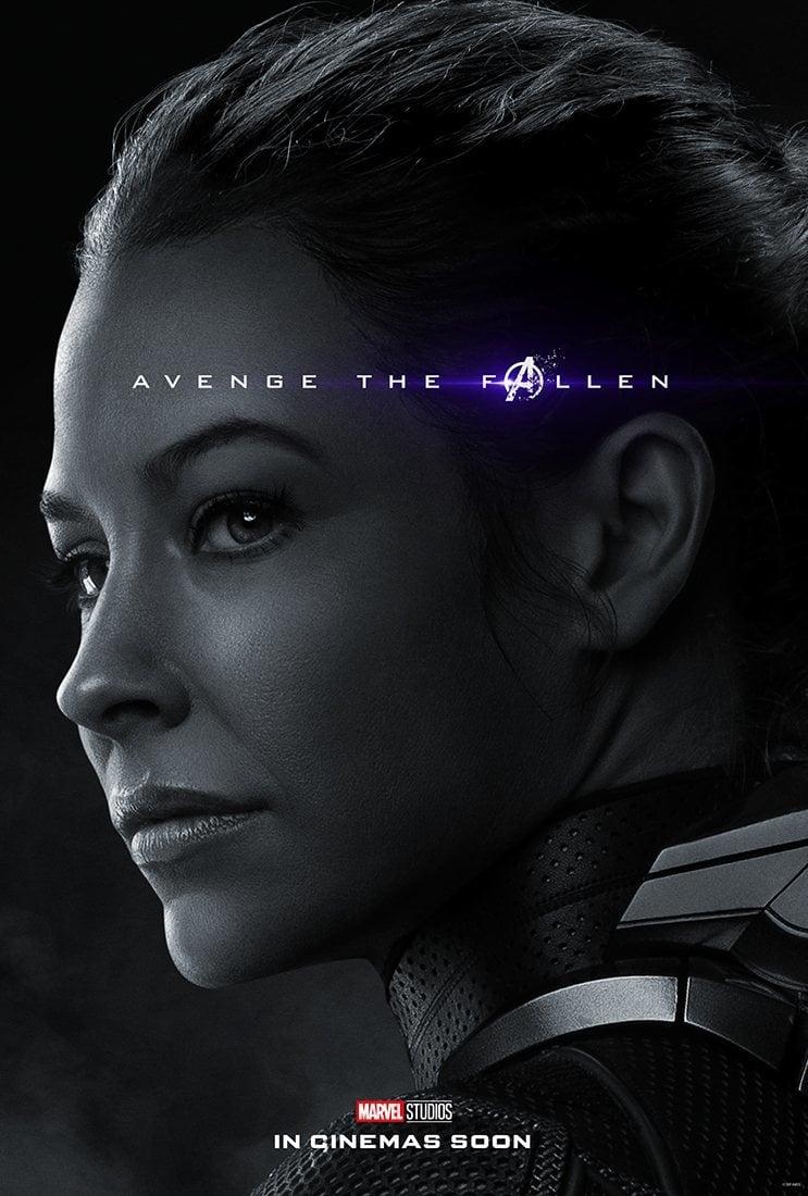 Cartel Hope van Dyne /La Avispa de 'Vengadores: Endgame'