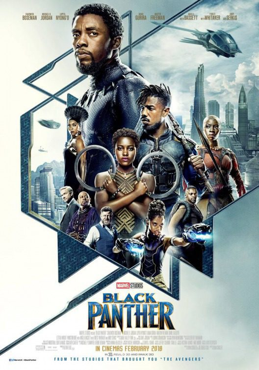 Cartel Estados Unidos #2 de 'Black Panther'