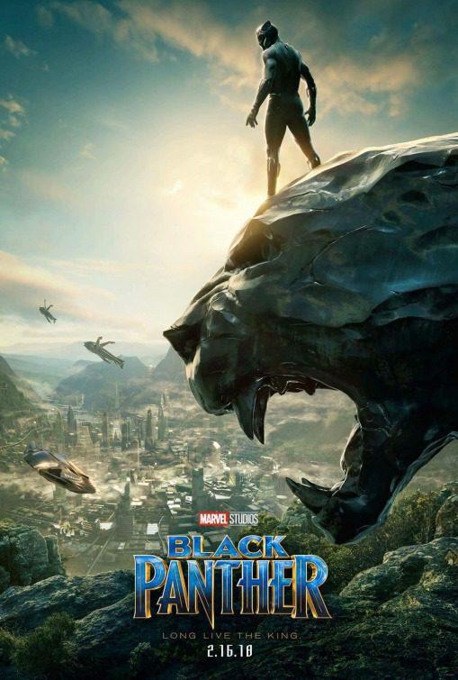 Cartel Estados Unidos #3 de 'Black Panther'