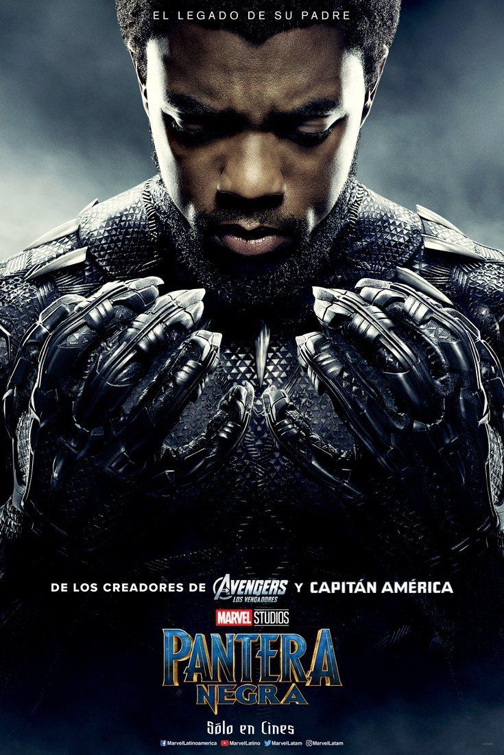 Cartel México de 'Black Panther'