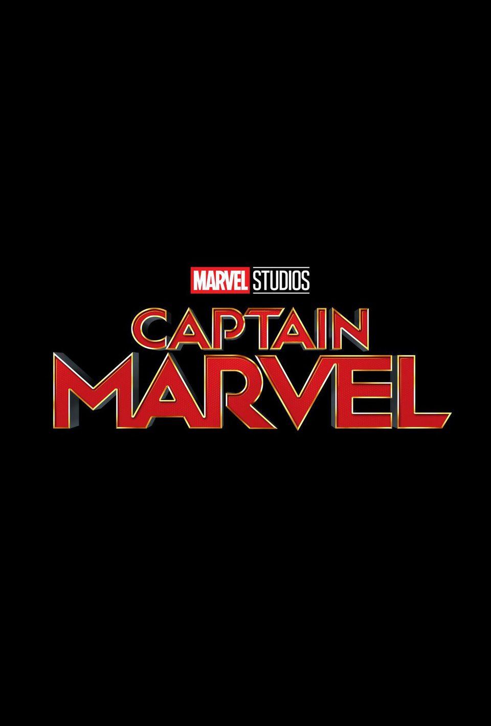 Cartel EE.UU. de 'Capitana Marvel'