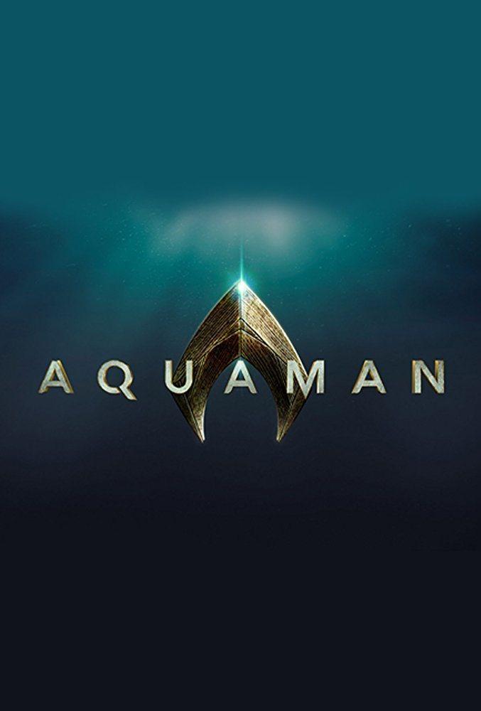 Cartel Poster Aquaman de 'Aquaman'