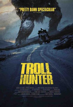 Cartel de Trollhunter
