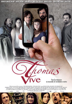 Cartel de Thomas vive