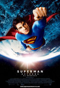 Cartel Superman Returns (El regreso)