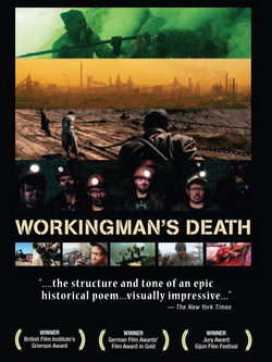 Cartel de Workingman