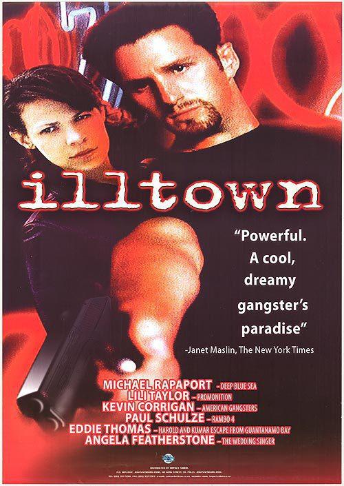 Cartel Estados Unidos de 'Illtown'