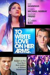 Cartel de To Write Love on Her Arms