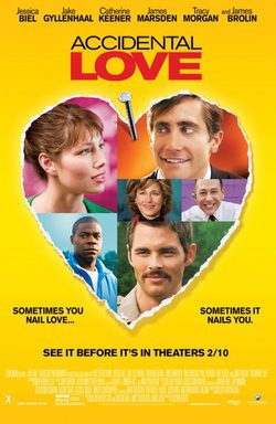 Cartel de Accidental Love
