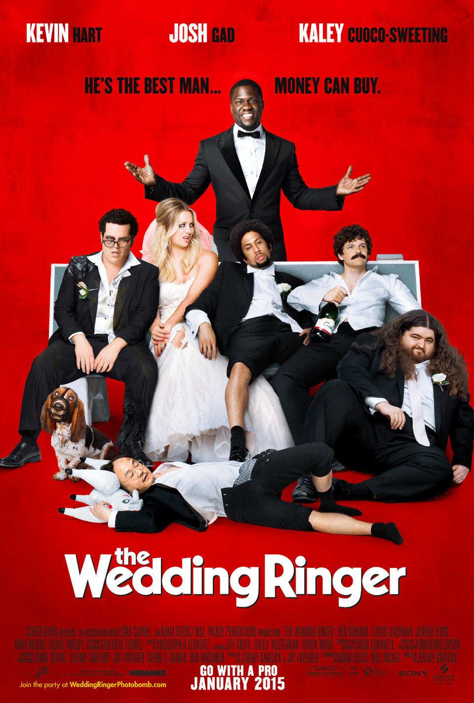 Cartel EEUU de 'El gurú de las bodas'