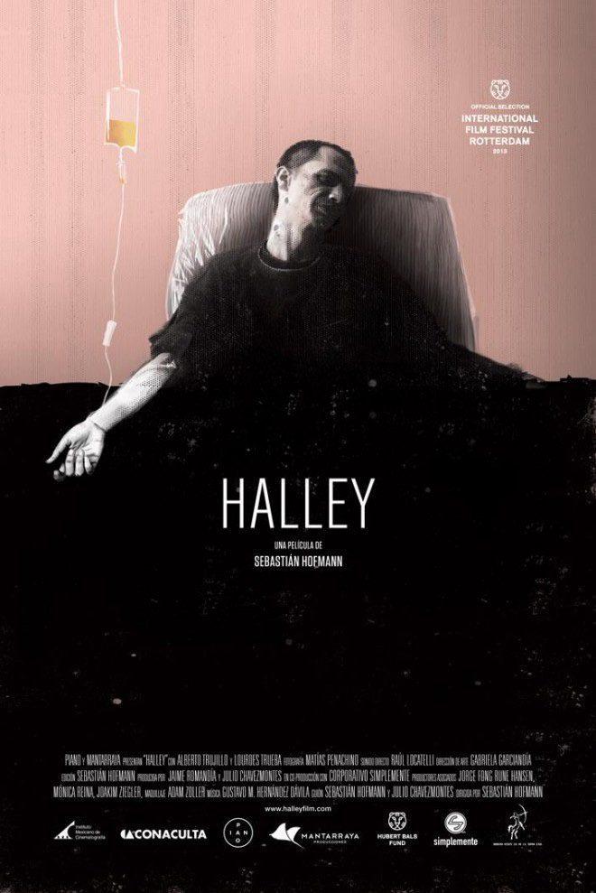 Cartel méxico de 'Halley'