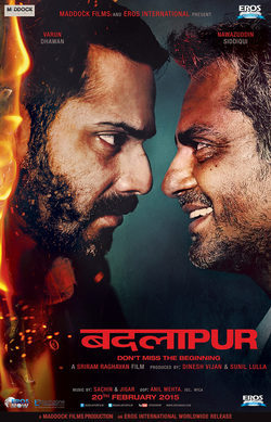 Cartel de Badlapur
