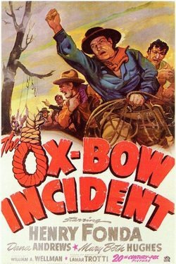 Cartel de Incidente en Ox-Bow