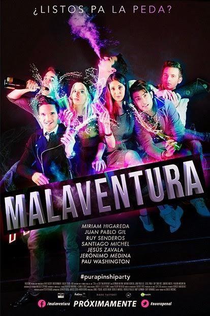 Cartel méxico de 'Malaventura'