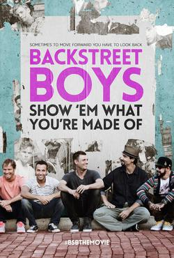 Cartel de Backstreet Boys: Show