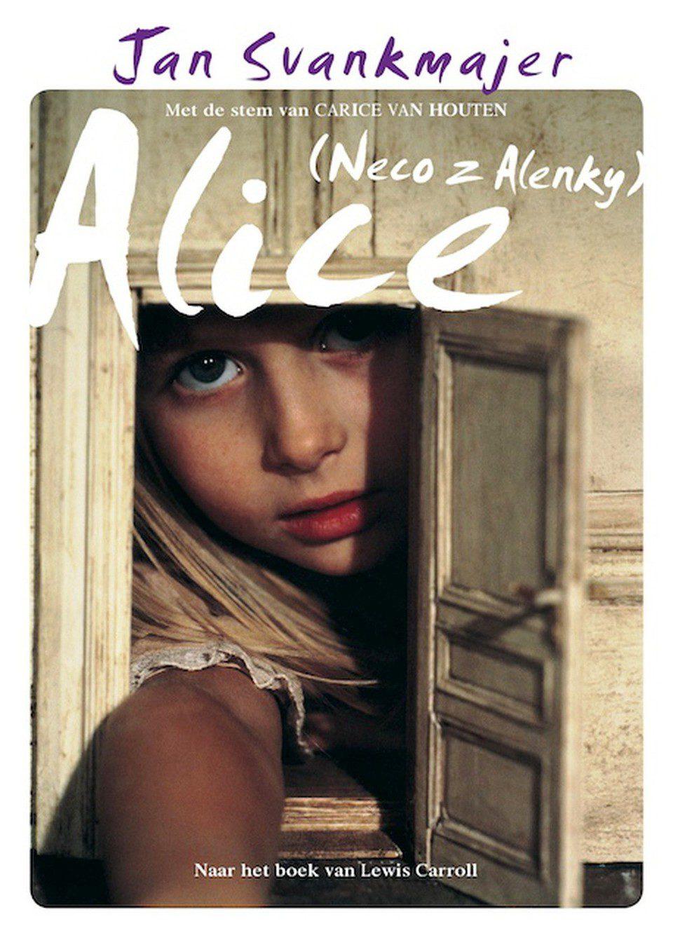 Cartel Internacional de 'Alice'