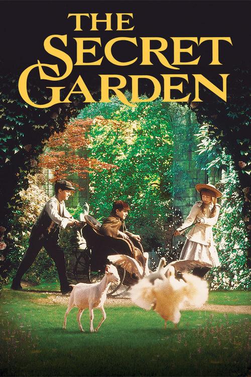 El jard n secreto 1993 pel cula ecartelera for El jardin secreto pelicula