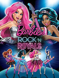 Cartel de Barbie: campamento Pop