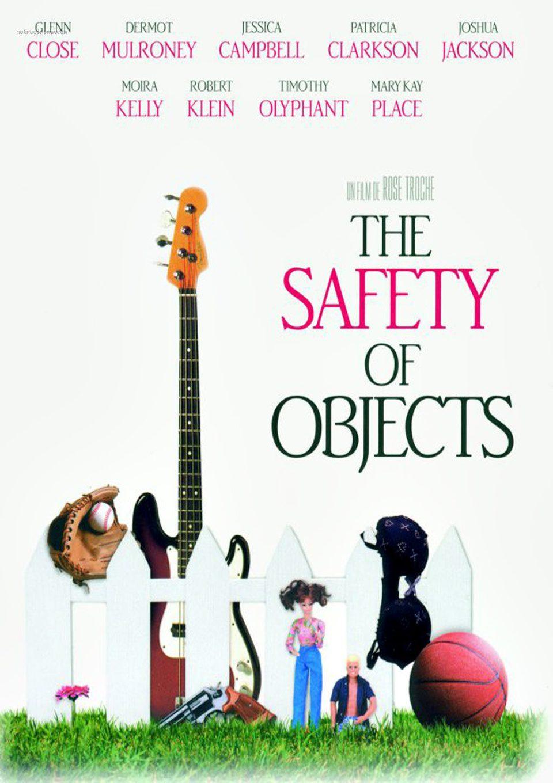 Cartel Estados Unidos de 'La seguridad de los objetos'
