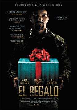 Cartel de El regalo