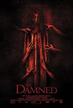 Cartel de The Damned