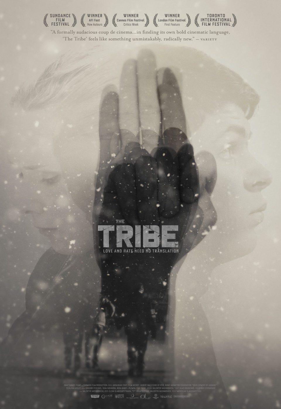 Cartel Internacional #2 de 'The Tribe'