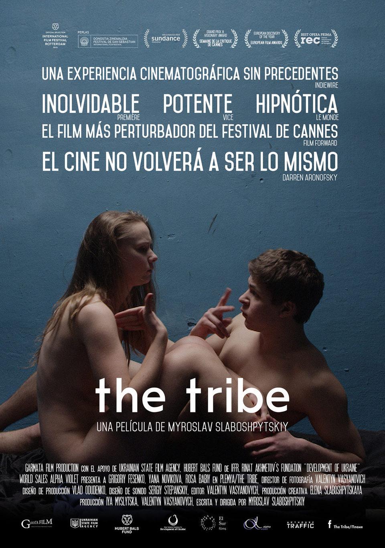Cartel España de 'The Tribe'