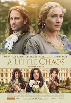 Cartel de A Little Chaos