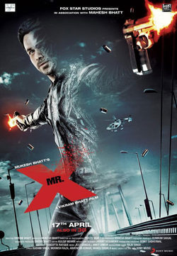 Cartel de Mr. X