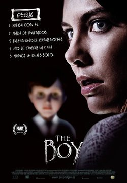 Cartel de The Boy