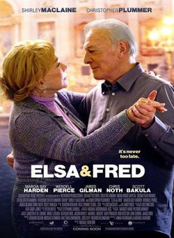 Cartel de Elsa & Fred