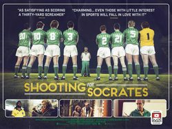 Cartel de Shooting For Socrates