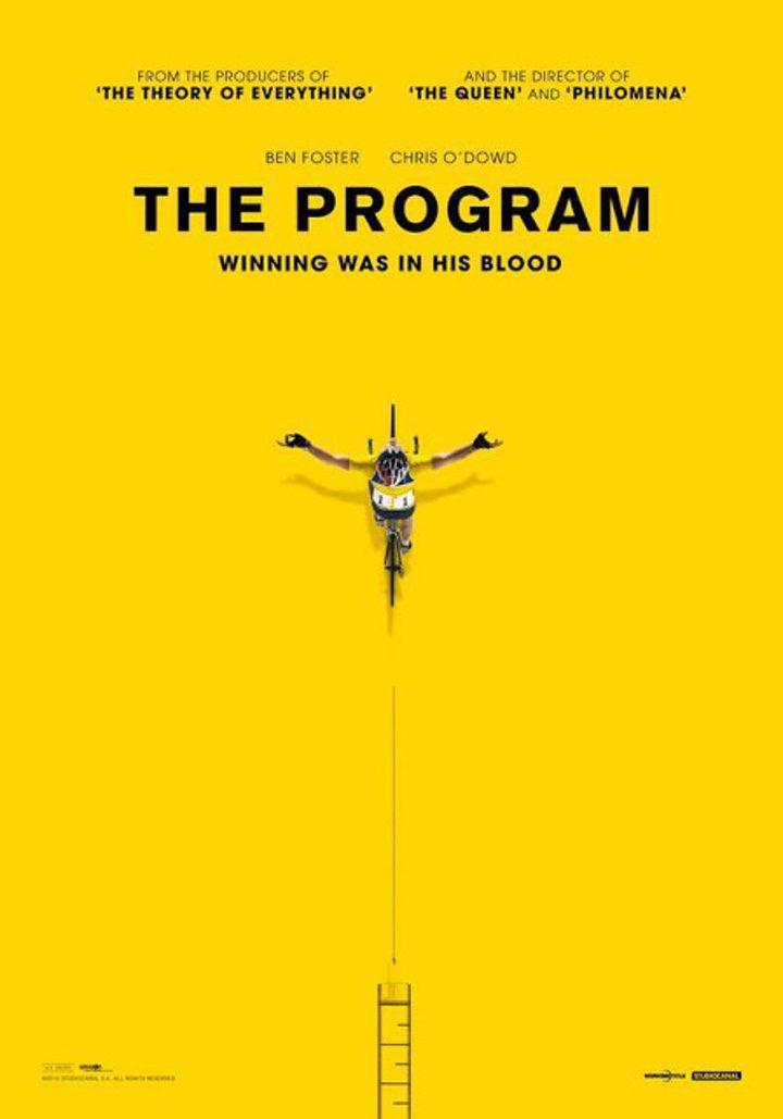Cartel Estados Unidos de 'The Program (El ídolo)'