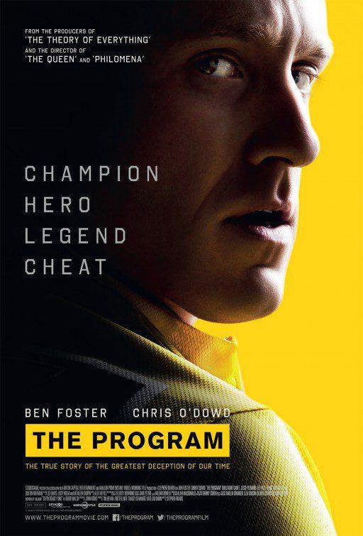 Cartel The Program #2 de 'The Program (El ídolo)'
