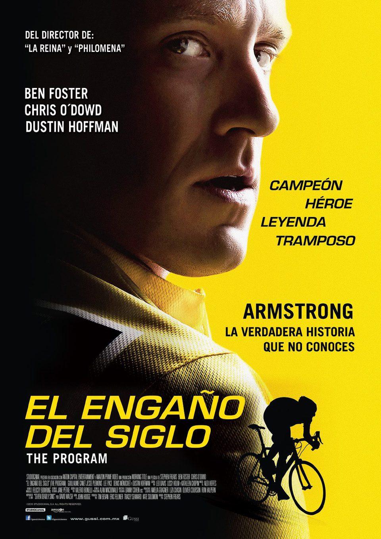 Cartel México de 'The Program (El ídolo)'