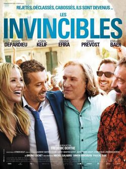 Cartel de Les invincibles