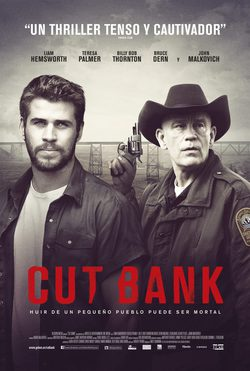 Cartel de Cut Bank