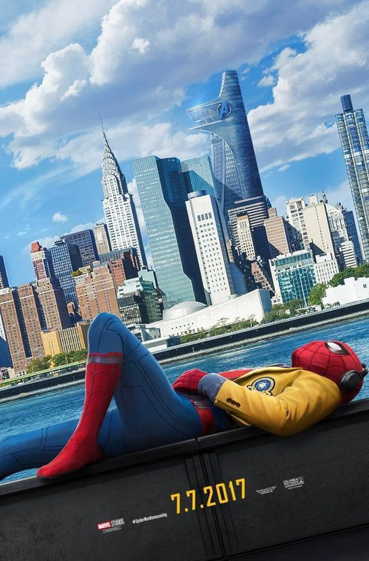 Cartel Spider-Man: Homecoming de 'Spider-Man: Homecoming'